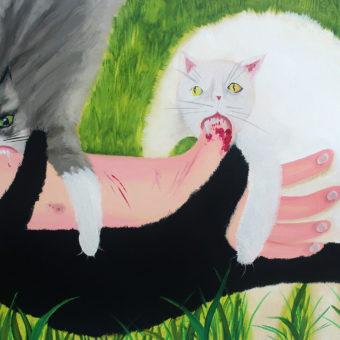 Bad cats III